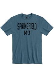 Springfield Orion Wordmark Short Sleeve T-Shirt