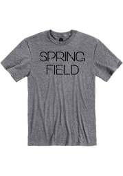 Springfield Graphite Disconnected Short Sleeve T-Shirt