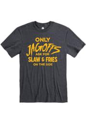 Primanti Bros. Heather Dark Grey Only Jagoffs Short Sleeve T-Shirt
