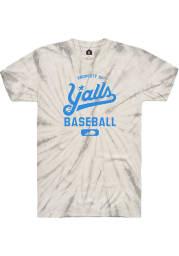 Rally Florence Yalls Silver Crossing Bats Short Sleeve Fashion T Shirt