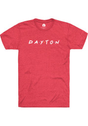 Rally Ohio Red Dots Short Sleeve Fashion T Shirt