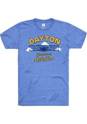 Rally Ohio Blue Aviation Short Sleeve Fashion T Shirt