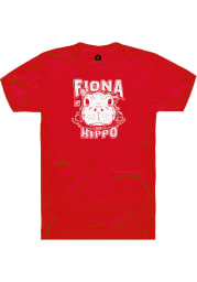 Fiona the Hippo Poppy Peaking Out SS Tee
