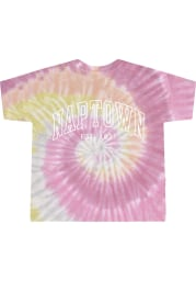 Rally Indianapolis Womens Pink Indy Short Sleeve T-Shirt