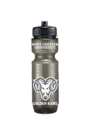 West Chester Golden Rams Translucent Jogger Water Bottle