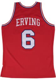 Julius Erving Philadelphia 76ers Profile Throwback Jersey Big and Tall