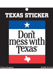 Texas Dont Mess With Texas Stickers