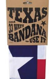 Texas State Flag Mens Bandana