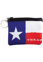 Texas State Flag Womens Coin Purse