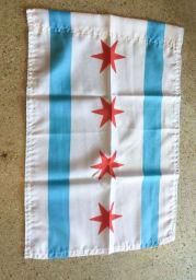 Chicago City Garden Flag