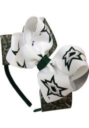 Dallas Stars Camo Junior Bow Youth Headband