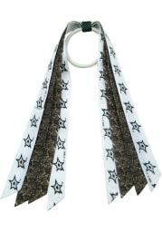 Dallas Stars Camo Mini Pony Kids Hair Ribbons