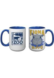 Cincinnati 15oz Fiona The Hippo Mug