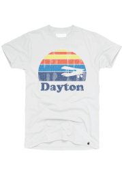 Dayton Sunset Icon Short Sleeve T Shirt