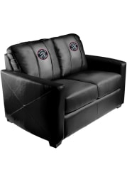 Toronto Raptors Faux Leather Love Seat