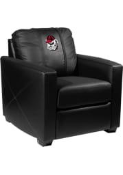 Georgia Bulldogs Faux Leather Club Desk Chair