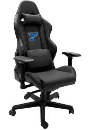 St Louis Blues Xpression Black Gaming Chair