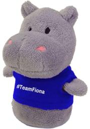 Cincinnati Team Fiona Hippo Plush