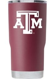 Texas A&M Aggies Team Logo 20oz Stainless Steel Tumbler - Maroon