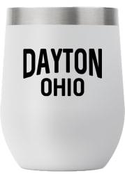 Ohio City 12oz Stemless Stainless Steel Tumbler - Grey