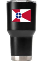 Wichita City 30oz Stainless Steel Tumbler - Black