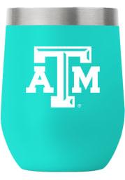 Texas A&M Aggies Team Logo 12oz Stemless Stainless Steel Tumbler -