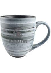 Michigan State Spartans 16oz Etched Mug
