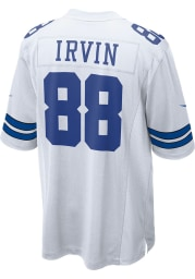 Michael Irvin Nike Dallas Cowboys White Home Game Football Jersey