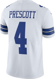 Dak Prescott Nike Dallas Cowboys Mens White Home Limited Football Jersey