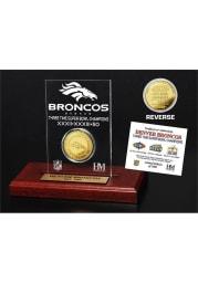 Denver Broncos Super Bowl 50 Champions Collectible Coin