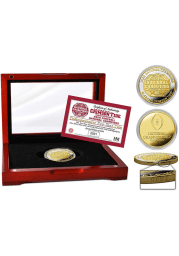 Alabama Crimson Tide 2020 Football National Champion Two Tone Mint Collectible Coin