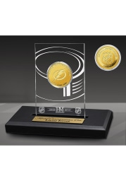 Tampa Bay Lightning Stanley Cup 3-Time Champions Gold Collectible Coin