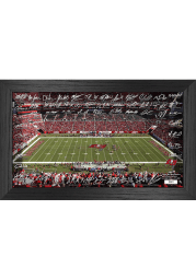 Tampa Bay Buccaneers 2021 Signature Gridiron Collection Picture Frame