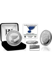 St Louis Blues 2021 Silver Mint Collectible Coin
