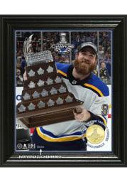 St Louis Blues Bronze Coin Photo Plaque Plaque