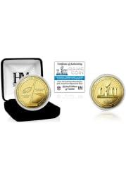 Philadelphia Eagles Super Bowl LII Gold Flip Collectible Coin