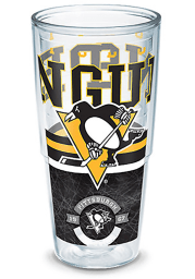 Pittsburgh Penguins 24oz Tumbler