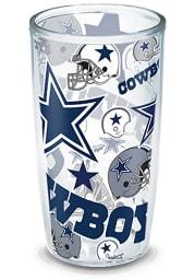 Dallas Cowboys All Over Logo 24oz Tumbler