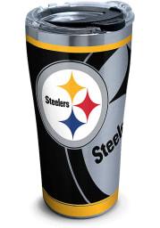 Tervis Tumblers Pittsburgh Steelers 20oz Rush Stainless Steel Tumbler - Black