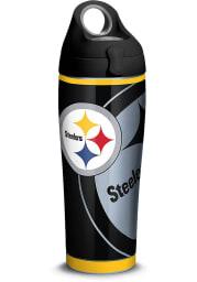 Tervis Tumblers Pittsburgh Steelers 24oz Rush Stainless Steel Tumbler - Black