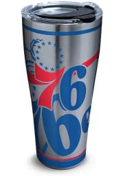 Tervis Tumblers Philadelphia 76ers Paint 30oz Stainless Steel Tumbler - Silver