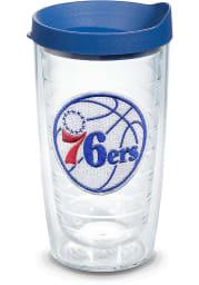 Philadelphia 76ers Emblem 16oz Tumbler