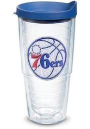 Philadelphia 76ers Emblem 24oz Tumbler