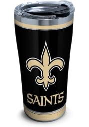 Tervis Tumblers New Orleans Saints Touchdown 20oz Stainless Steel Tumbler - Black