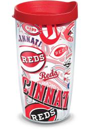 Cincinnati Reds All Over Wrap Tumbler