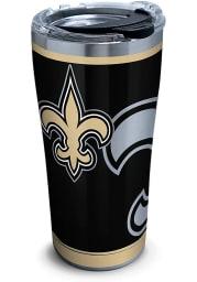 Tervis Tumblers New Orleans Saints Rush 20oz Stainless Steel Tumbler - Black