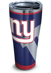 Tervis Tumblers New York Giants Rush 30oz Stainless Steel Tumbler - Navy Blue