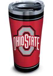 Tervis Tumblers Ohio State Buckeyes 20oz Campus Stainless Steel Tumbler - Red