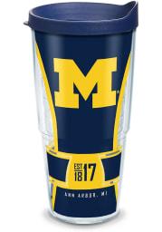 Michigan Wolverines 24oz Spirit Tumbler