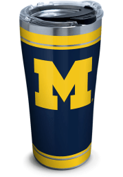 Tervis Tumblers Michigan Wolverines 20oz Campus Stainless Steel Tumbler - Navy Blue